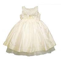 Платье для девочки Ceremony by Wojcik 29580 кремовое  134-140