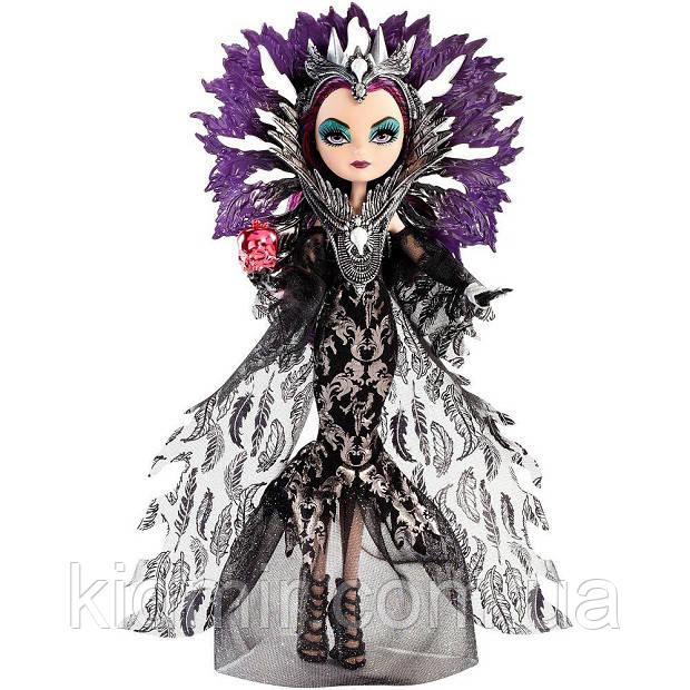 Кукла Ever After High Рэйвен Куин (Raven Queen) из серии Royally Школа Долго и Счастливо