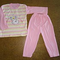 Пижама детская 1 год
