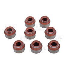 Комплект сальників клапанів ВАЗ 2101-2107 LSA LA 2101-1007026