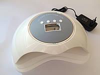 Лампа для маникюра SUN BQ-72W UV+LED на 72 Вт для сушки гель-лака, геля на 2 руки