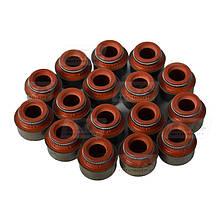 Комплект сальників клапанів ВАЗ 2108-2110 LSA LA 2108-1007026