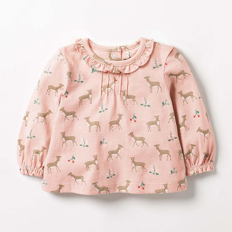 Кофта для девочки Косули Little Maven
