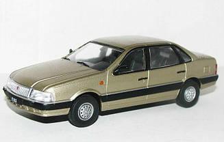 Модель Автолегенды (ДеАгостини) ГАЗ-3105 Волга (1:43)