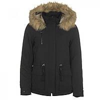 Зимняя куртка Only Star Fur Black - Оригинал