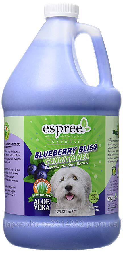 Кондиционер Espree Blueberry Bliss Conditioner with Shea Butter с маслом ши, 3,79 л