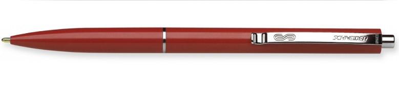 Ручка шариковая автомат. SCHNEIDER K15 0,7 мм. пишет синим, ассорти