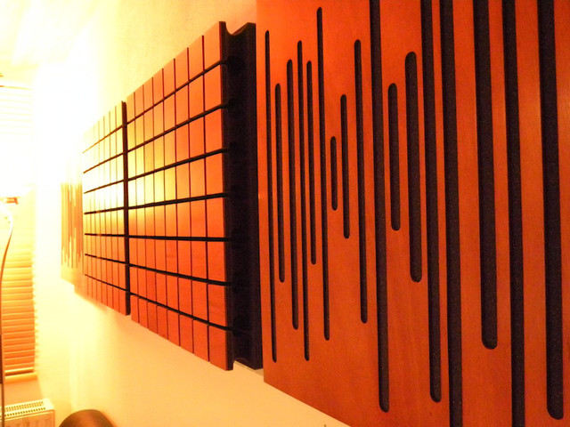 Vicoustic Flexi WOOD A50 звукопоглощающая / отражающая панель