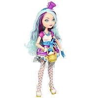 Кукла Ever After High Мэделин Хэттер (Madeline Hatter) Базовая ПЕРЕВЫПУСК Школа Долго и Счастливо