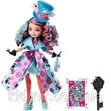 Кукла Ever After High Мэделин Хэттер (Madeline Hatter) из серии Way Too Wonderland Школа Долго и Счастливо