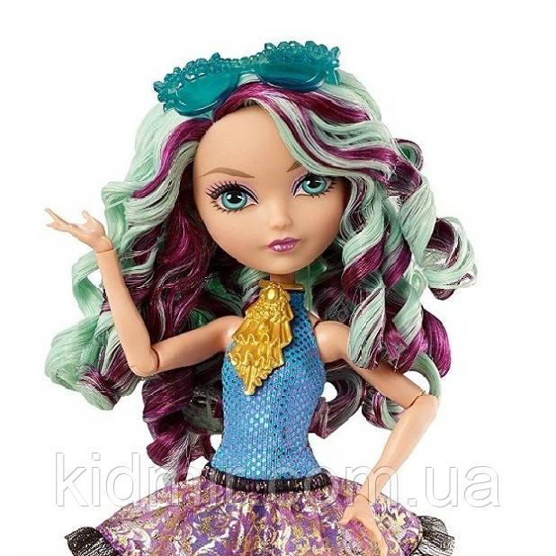 Лялька Меделін Хэттер (Madeline Hatter) Дзеркальна Пляж Евер Афтер Хай Mattel