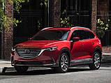 Автомобильные коврики для Mazda CX-9 2017- Stingray, фото 10