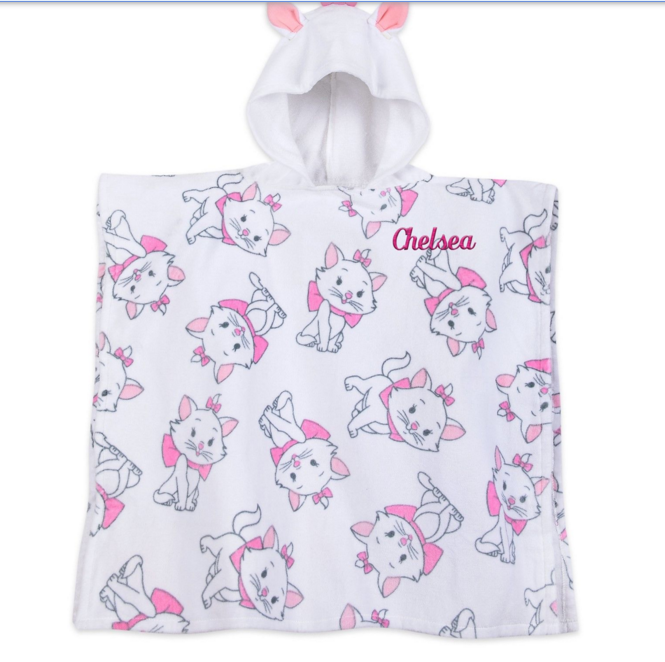 Полотенце пляжное Marie Hooded Towel for Girls