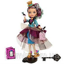 Кукла Ever After High Мэделин Хэттер (Madeline Hatter)  из серии Legacy Day Школа Долго и Счастливо