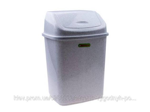 Ведро для мусора  5л. 05780, фото 2