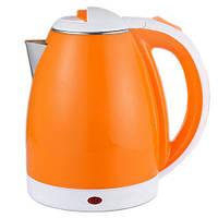 Электрочайник DOMOTEC MS-5022 2 литра Оранжевый