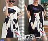 Платье туника с принтом., фото 5