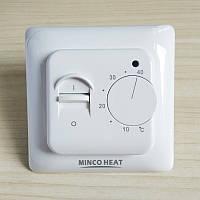 Терморегулятор для теплого пола «Minco Heat» 16A. 3,5кВт.