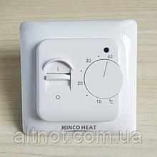 Терморегулятор для теплого пола Ecoreg M15.16  16A. 3,5кВт.