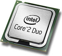 """Процессор Intel Core2 Duo E7400 (3M Cache, 2.80 GHz, 1066 MHz FSB) """"Б/У"""""""