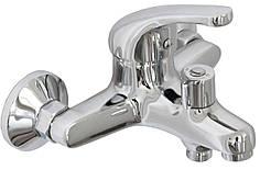 Змішувач для ванни Globus Lux SOLLY GLSO-0102N EURO, душовий комплект