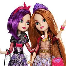 Набор кукол сестры Холли и Поппи О'Хэйр (Holly and Poppy O'Hair) Эвер Афтер Хай