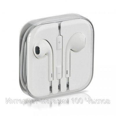 наушники Iphone 5 Original Premium White в категории наушники и