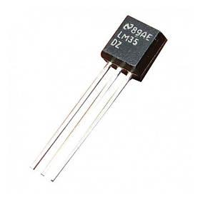 Датчик температуры LM35 LM35DZ TO92 аналоговый для Arduino