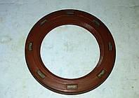 Сальник коленвала передний  Ваз 2101 -2107 (40х56х7) БРТ красный, фото 1
