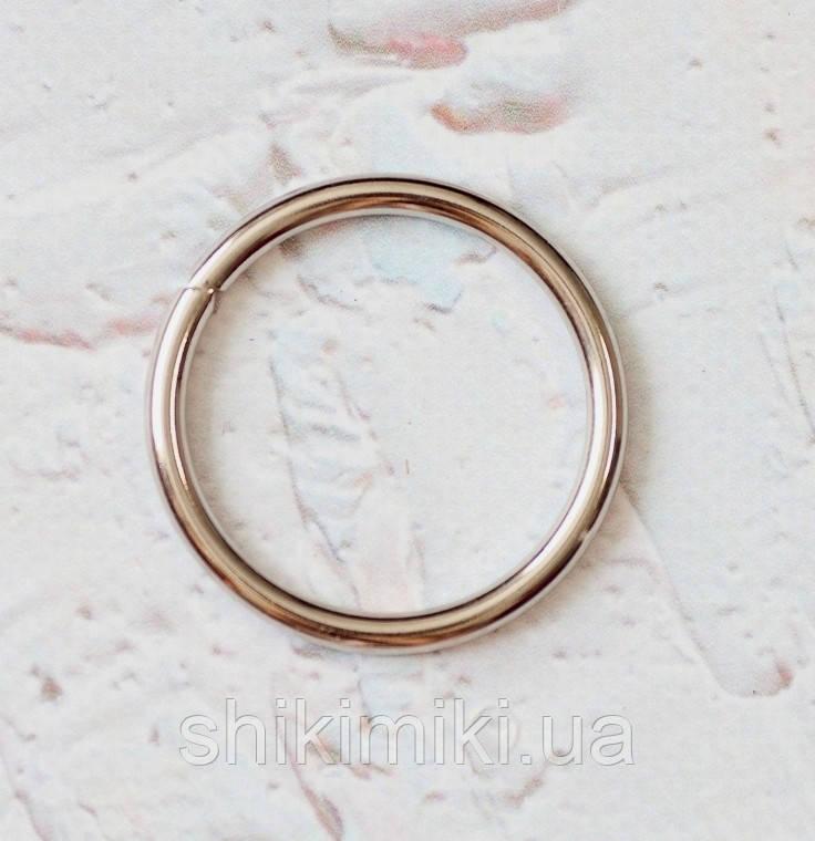 Кольца соединительные KL68-1 (68 мм), цвет никель