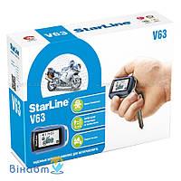 Мотосигнализация StarLine Moto V63 двусторонняя