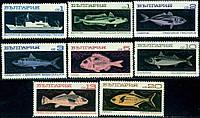 Болгария 1969 - океанский рыболов - MNH XF