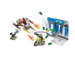 Конструктор JVToy Пограбування банкомату