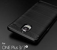 Противоударный чехол Carbon Armor для OnePlus 3 / 3T