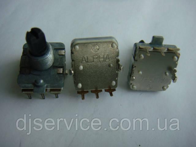 Энкодер ALPHA VR10140R 15mm для пультов Yamaha  01V, LS, DM1000, YDG2030, клавиш Korg D16, D1600MKII, PA50