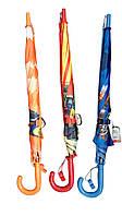 ТОП ВЫБОР! Детский зонтик для девочек Afrus полуавтомат со свистком, 1002120, зонт детский, детский зонт, детский зонтик, детские зонтики
