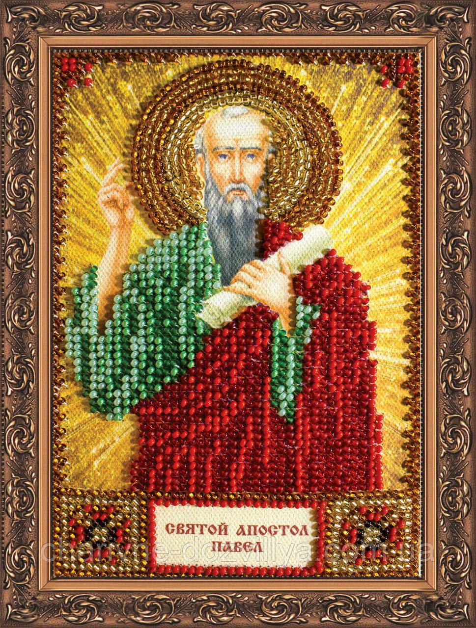 Набор для вышивки бисером икона Святой Павел