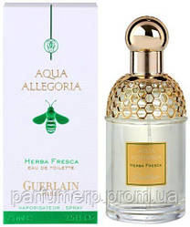 Guerlain Aqua Allegoria Herba Fresca (75мл), Женская Туалетная вода  - Оригинал!