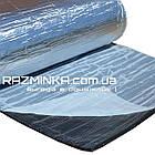 Вспененный каучук фольгированный самоклеющийся 6мм, фото 2
