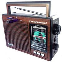 АккумуляторныРадиоприемник GOLON RX-9977, Радиоприемник MP3 USB, Портативное радио, Цифровой приемник, Мини фм