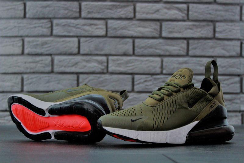 9034c256 Кроссовки мужские Nike Air Max 270 Olive - Verona24 в Киевской области