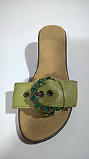 Шлепанцы женские 38 размер бренд LILU, фото 2