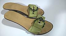 Шлепанцы женские 38 размер бренд LILU, фото 3