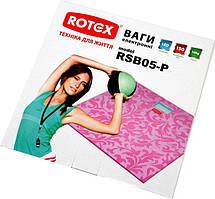 Весы напольные ROTEX RSB05-P