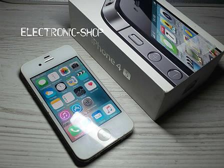 Смартфон Iphone 4s 32 gb Original, фото 2
