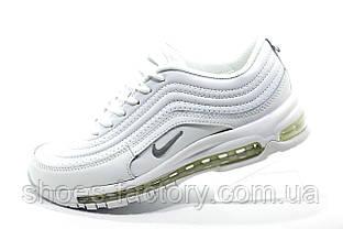 Белые кроссовки в стиле Nike Air Max 97, White