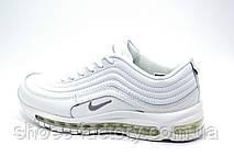 Белые кроссовки в стиле Nike Air Max 97, White, фото 2
