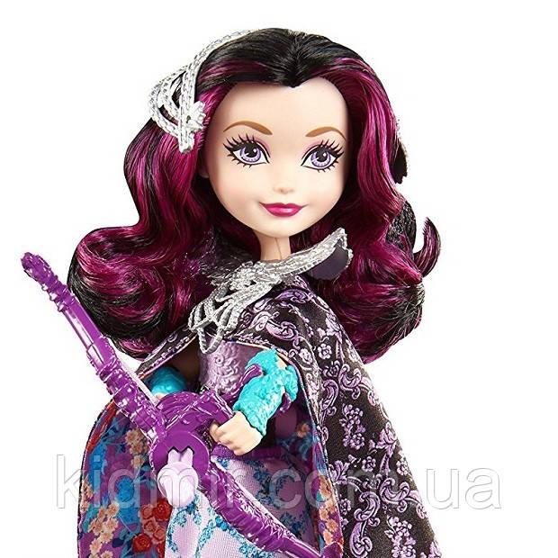 Кукла Ever After High Рэйвен Куин (Raven Queen) Стрельба из лука Эвер Афтер Хай