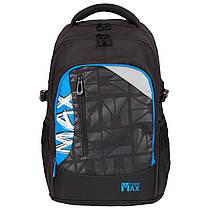 Рюкзак Tiger Max Backpack Solid Black