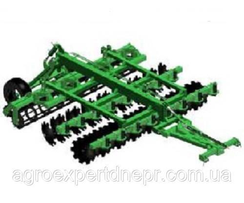 Агрегат почвообрабатывающий комбинированный АГК-4